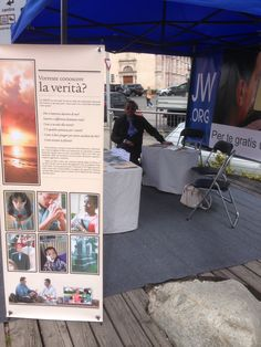 Stand Cles Italia