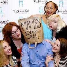 Mama's Boy - SC ladies Nancy Hayden, Nyima Funk, Maribeth Monroe, Jaime…