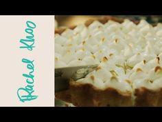 Rachel Khoo's ginger and lemon meringue tart - YouTube