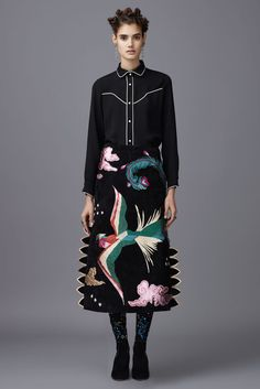 Valentino | Pre-Fall 2016 Collection | Vogue Runway