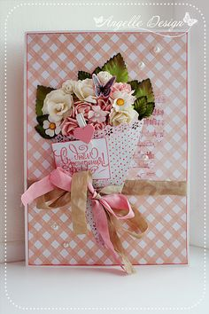 Birthday diy card hands ideas for 2020 Pop Up Flower Cards, Pop Up Box Cards, Birthday Diy, Happy Birthday Cards, Hobbies And Crafts, Diy And Crafts, Paper Quilling Flowers, Cricut Cards, Mothers Day Cards