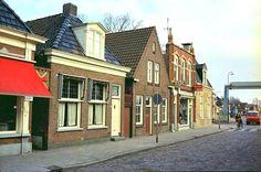 Stukje oostzijde Keppelstraat / woudpoort in 1969.