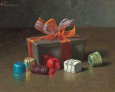Eric De Vree - Belgian Chocolates I
