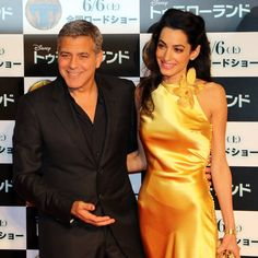 Pin for Later: Amal and George Clooney Make Yet Another Showstopping Red Carpet Appearance