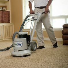 Did you know?  All carpets should be professionally cleaned a minimum of every 6 to 18 months. Most carpet warranties require cleaning at 12 months. #carpetcleaningmesa