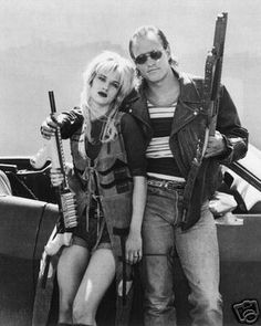 Juliette Lewis et Woody Harrelson, Tueurs nés (Natural Born Killers) Natural Born Killers, Movie Photo, Movie Tv, Mallory Knox, Bonnie N Clyde, Quentin Tarantino, Cultura Pop, Great Movies, Movies Showing