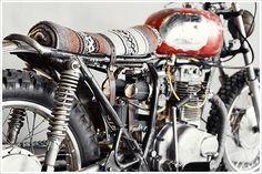 '75 Honda CB360T -'Cowboy' - Pipeburn - Purveyors of Classic Motorcycles, Cafe Racers & Custom motorbikes