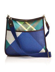 Thurloe Bag (Check Print)