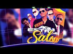Aqui Esta La Salsa!!! 2016 CD MIX