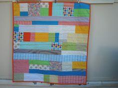 Favourite scraps quilt