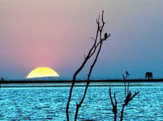 Beloved Continent --- Lake kariba, Zimbabwe