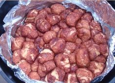 Dessert doesn't have to be all about s'mores. This easy monkey bread is a sweet treat that can be cooked over the campfire.