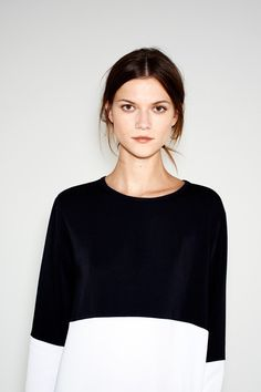 Kasia Struss for Zara December 2012 Lookbook