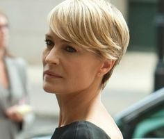 house of cards claire underwood hair - Google Search