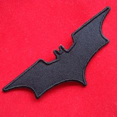 1 piece batman the dark knight super hero iron on badge