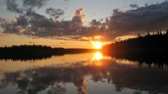 The midnight sun is bringing nightless night to the municipality of Utsjoki in Finland's far north starting Wednesday. Places Around The World, Around The Worlds, Midnight Sun, Adventure Awaits, Amazing Photography, The Good Place, Sunrise, Nature, Wwe Divas