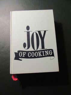 Joy Of Cooking well known vintage cookbook by LizHenzeWithStyle