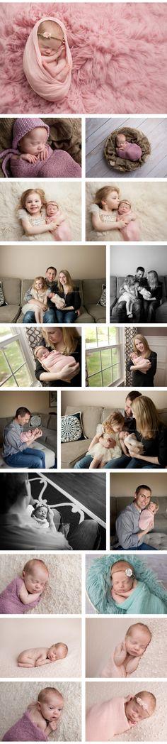NJ Newborn Photographer - Holly LeBlanc Photography