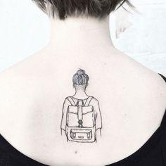 Caitlin Thomas Creates Stunning and Discreet Minimalist Tattoos
