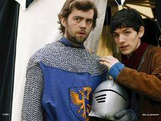 William and Merlin - 'Merlin' Season 2 #Merlin #MerlinMonday