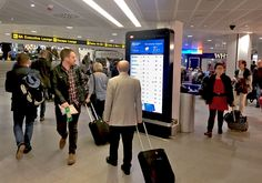 Eye Airports, a leading provider of digital out-of-home (DOOH) advertising networks, has teamed up with The Weather Network to provide real-time weather information at airport locations across the UK. Read more on ScreenMedia Daily