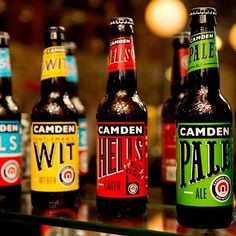 Camden Town Brewery | 17 Boozy Tours In London You Must Do Before You Die