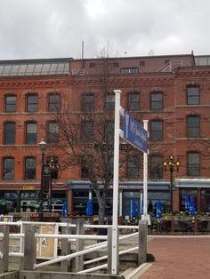 Saint John New Brunswick, Saints, Multi Story Building, Street View