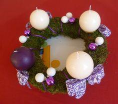 Adventi koszorú - Advent wreath Advent, Ideas, Xmas, Thoughts