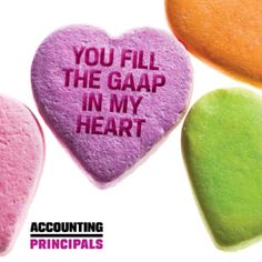 accounting valentine