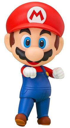 From Good Smile Company. From Super Mario comes a Nendoroid of Mario himself! He comes with both smiling and serious expressions, as well as various optional parts that bring out the world of Mario, s Super Mario Bros, Super Mario World, Mario Video Game, Video Games, Mario Y Luigi, Diamond Comics, Pvc Paint, Sisters Art, Game Of Thrones