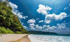 RADHANAGAR BEACH, ANDAMAN NICOBAR ISLANDS, INDIA