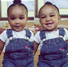 Jheda - 18 Months • Ivorian, Spaniard, Guyanese, Chinese & Portuguese ❤ FOLLOW @beautifulmixedkids on instagram