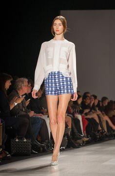 Toronto Fashion Week: Joe Fresh S/S 2013: