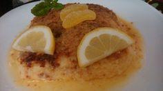 """Flan de limón """"light"""" al microondas.   http://www.aprendecocina.net/2014/03/22/flan-de-limon-light-al-microondas/"""