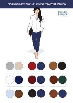 Jakie kolory ubrań wybierać na spotkania biznesowe?