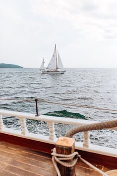 Looking for a unique vacation in the summer? Sailing the coast of Maine is one of the most incredible ways to truly experience the magic of Maine.