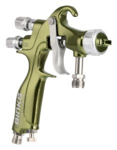 Schweitzer & Crosson Inc specializes in Industrial Spray Guns applications. We start out by reviewing your requirements. What are your part sizes? Production rate? Finish quality? Etc. We then select the proper booth design for your shop. Custom designs are sometimes needed, but often one of the many standard sizes fit the application perfectly.