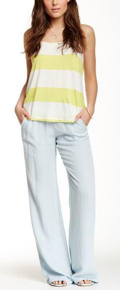 Love these comfy casual Splendid pants.