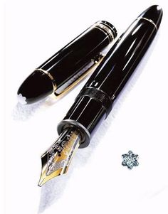 MontBlanc Meisterstuck 149 Fountain Pen.
