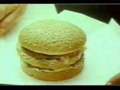 McDonalds 1975`s Commercial :) LOL