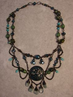 April Cascade (Customer Design) - Lima Beads