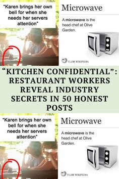 It's hard to work in a restaurant and not become a cynic. I mean, have you seen Kitchen Nightmares? Owners