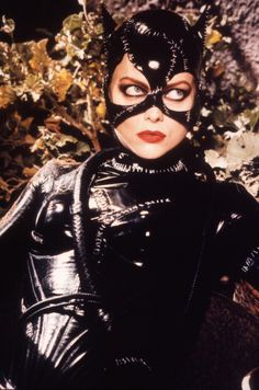 Michelle Pfeiffer as Catwoman - Batman Returns (1992)