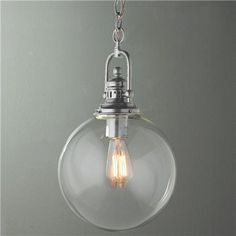 Nads. This was way cheaper than our kitchen pendant and very similar. Might be cool for the entryway one day $119