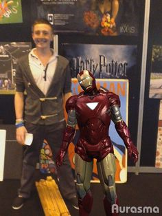 Were you snapped with Iron Man at the Gadget Show Live?