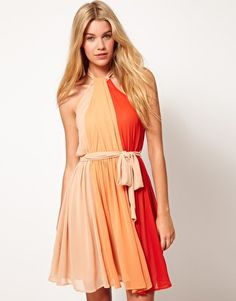 French Connection Passing Clouds Dress $161.22