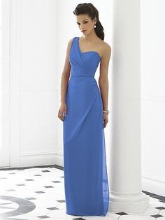 Cheap bridesmaid dresses, Buy Quality long bridesmaid dress directly from China one shoulder chiffon Suppliers: 2017 Cheap Formal Dresses One Shoulder Chiffon Zipper Back Sleeveless Long Bridesmaid Dresses High Quality Cornflower Blue Bridesmaid Dresses, Cornflower Blue Dress, One Shoulder Bridesmaid Dresses, Bridesmaid Dress Styles, Shoulder Dress, Chiffon Evening Dresses, Strapless Dress Formal, Cheap Formal Dresses, Summer Dresses