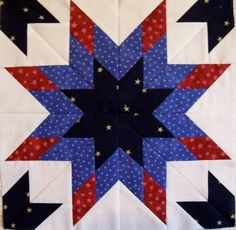 Jane's Fabrics and Quilts, love the dark corners