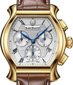 Emile Chouriet - Contemporary Luxury 18K Gold