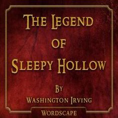 The Legend of Sleepy Hollow Audio Book from Freegal - free with library card